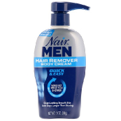Nair For Men Hair Remover Body Cream 13 oz (368 g)