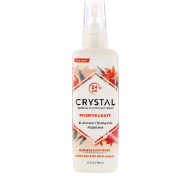 Crystal Body Deodorant Mineral Deodorant Spray Pomegranate 4 fl oz (118 ml)