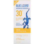 Blue Lizard Australian Sunscreen Face Mineral-Based Sunscreen SPF 30+ 5 oz (141.7 g)