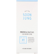 Etude House Soon Jung Mild Defence Sun Cream 1.69 fl oz (50 ml)