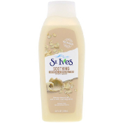 St. Ives Nourish & Soothe Oatmeal & Shea Butter Body Wash 24 fl oz (709 ml)