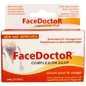 Face Doctor Мыло для лица FaceDoctor Complexion Soap 3 35 oz (100 г)