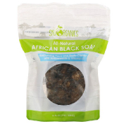 Sky Organics All-Natural African Black Soap 16 fl oz (454 g)
