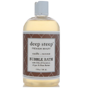 Deep Steep Bubble Bath Vanilla - Coconut 17 fl oz (503 ml)