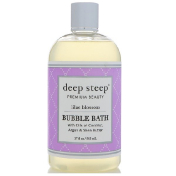 Deep Steep Bubble Bath Lilac Blossom 17 fl oz (503 ml)