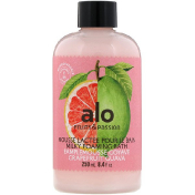 Fruits & Passion Milky Foaming Bath Grapefruit Guava 8.4 fl oz (250 ml)