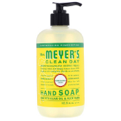 Mrs. Meyers Clean Day Hand Soap Honeysuckle Scent 12.5 fl oz (370 ml)