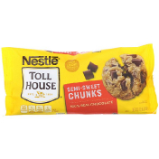 Nestle Toll House Semi-Sweet Chunks 11.5 oz (326 g)