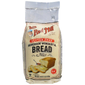 Bob's Red Mill Homemade Wonderful Bread Mix без глютена 453 г