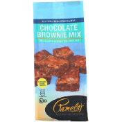 Pamela's Products Chocolate Brownie Mix Gluten Free 16 oz (454 g) (Discontinued Item)