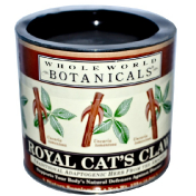 Whole World Botanicals Royal Cat's Claw 125 г