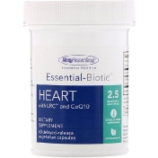 Allergy Research Group Essential-Biotic Heart with LRC and CoQ10 2.5 Billion CFU 60 Delayed-Release Vegetarian Capsules