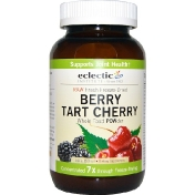 Eclectic Institute Berry Tart Cherry Whole Food POWder 5.1 oz (144 g)