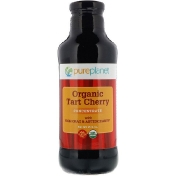 Pure Planet Organic Tart Cherry Concentrate 16 fl oz (473 ml)