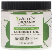 Wildly Organic Centrifuge Extracted Coconut Oil 14 fl oz (414 ml)