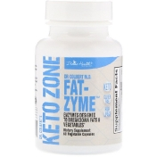 Divine Health Dr. Colbert's Keto Zone Fat-Zyme 60 растительных капсул (Discontinued Item)