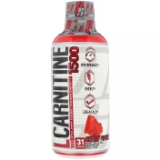 ProSupps L-Carnitine 1500 Cherry Popsicle 1 500 mg 16 fl oz (473 ml)