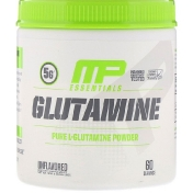 MusclePharm Глутамин Essentials Без ароматизаторов 0 66 фунта (300 г)
