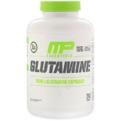 MusclePharm Glutamine Essentials 240 капсул