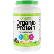 Orgain Organic Protein Powder Plant Based Chocolate Peanut Butter 2.03 lb (920 g)