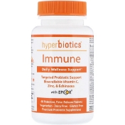 Hyperbiotics Immune Daily Wellness Support 60 Time-Release Tablets