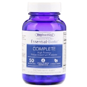 Allergy Research Group Essential-Biotic Complete 50 Billion CFU's 60 Delayed-Release Vegetarian Capsules