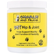 Charlie & Frank Pet Hip & Joint For Cats & Dogs 120 Soft Chews