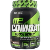 MusclePharm Combat 100 % Whey Protein со вкусом шоколадного молока 907 г (2 фунта)