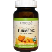 Eclectic Institute Turmeric Whole Food POWder 2.1 oz (60 g)