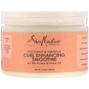 SheaMoisture Coconut & Hibiscus Curl Enhancing Smoothie 12 oz (340 g)