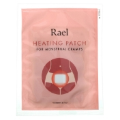 Rael Heating Patch for Menstrual Cramps 3 Patches 0.7 oz Each