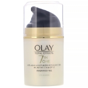Olay Total Effects 7-in-One Anti-Aging Moisturizer with Sunscreen SPF 15 Fragrance-Free 1.7 fl oz (50 ml)