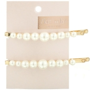 Kitsch Pearl Bobby Pins 2 Pieces