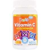 YumV's Vitamin C with Echinacea Delicious Orange Flavor 60 Jelly Bears
