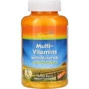 Thompson Multi-Vitamin with Minerals 120 Tablets