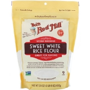 Bob's Red Mill Sweet White Rice Flour 24 oz (680 g)