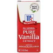 McCormick Pure Vanilla Extract 1 fl oz (29 ml)