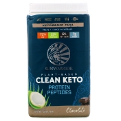 Sunwarrior Plant-Based Clean Keto Chocolate 1.59 lb (720 g)