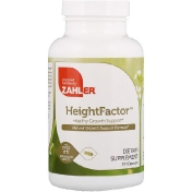 Zahler Height Factor Healthy Growth Support 120 Capsules