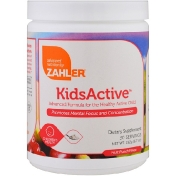Zahler Kids Active Advanced Formula for the Healthy Active Child Fruit Punch 6.7 oz (192 g)