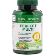 Purity Products Perfect Multi 120 Capsules