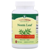 Organix South TheraNeem Naturals Neem Leaf Healthy Skin and Digestion 120 Veg Caps