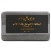SheaMoisture African Black Soap with Shea Butter 8 oz (230 g)