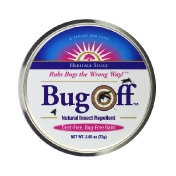 Heritage Store Bug Off Natural Insect Repellent 2.65 oz (75 g)