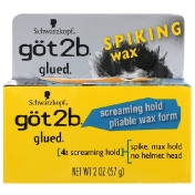 got2b Glued Spiking Wax 2 oz (57 g)