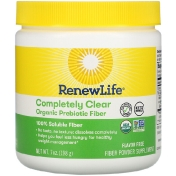 Renew Life Completely Clear Organic Prebiotic Fiber 7 oz (198 g)