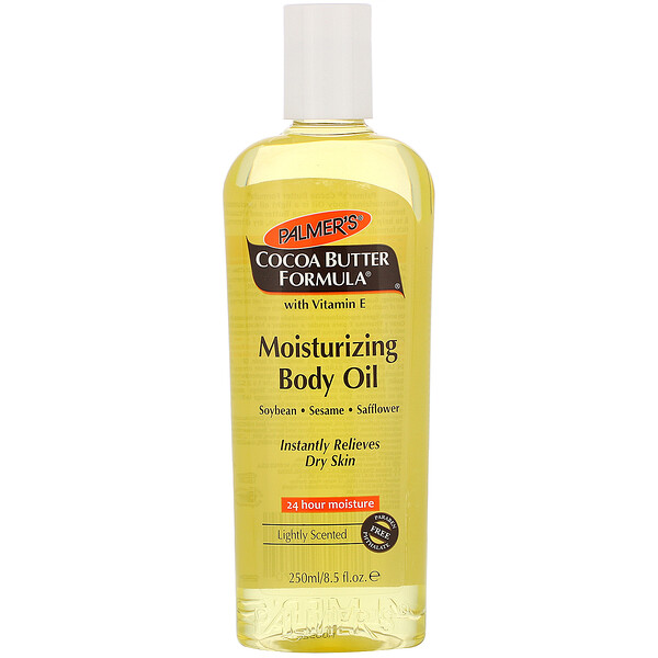 Palmer's Cocoa Butter Formula Moisturizing Body Oil Lightly Scented 8.5 fl oz (250 ml)