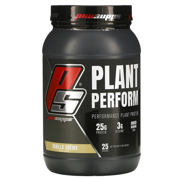 ProSupps Plant Perform Performance Plant Protein Vanilla Creme 2 lbs (907 g)