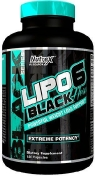 Nutrex Lipo 6 Black Hers 120 капсул