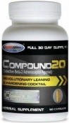 USPlabs Compound 20 120 капсул